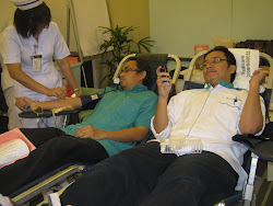 Derma Darah Oleh Staff