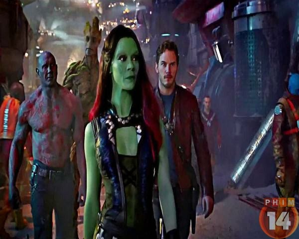 Vệ Binh Dải Ngân Hà zoe saldana in guardians of the galaxy movie 2%2B %2BCopy