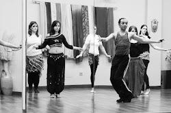 Talleres Habibi Festival Con el Maestro y Bailarin AHMED REFAAT desde Egipto a Pamplona.