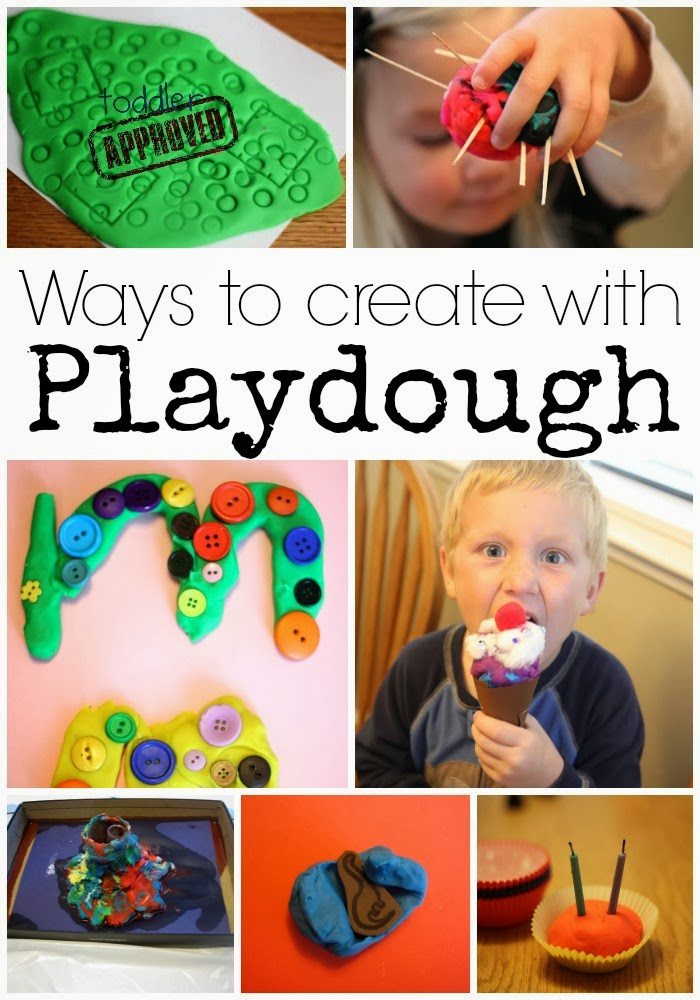 Toddler Approved Playdough Hide And Seek