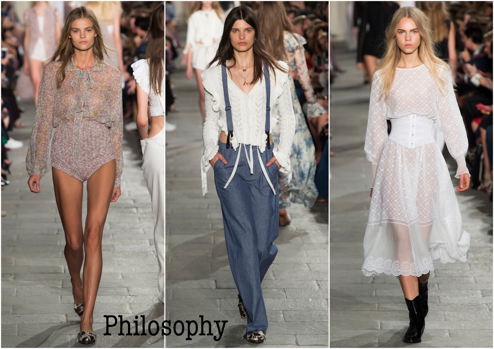 Milan Fashion Week, ss16, MFW, highlights, philosophy, msgm, gucci, etro, marni, roberto cavalli, peter dundas, tod's, alessandro michele, giorgio armani, versace, Dolce & Gabbana,