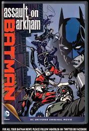Phim Cuộc Đột Kích Arkham - Người Dơi: Đột Kích Arkham - Batman: Assault On Arkham