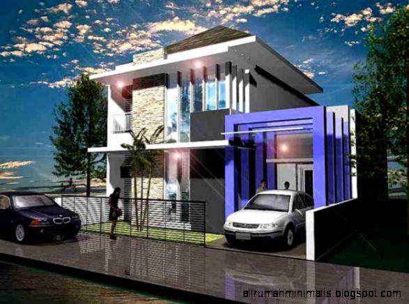 Jasa Bangun Rumah  Contoh Gambar Rumah Minimalis 2015