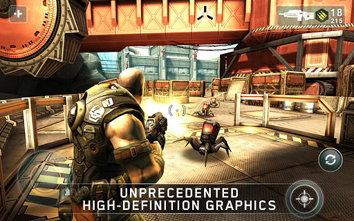 Download SHADOWGUN Apk+Obb v1.3.5