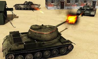 Tank Fury Blitz 2016 v1.0 Mod Apk-screenshot-3