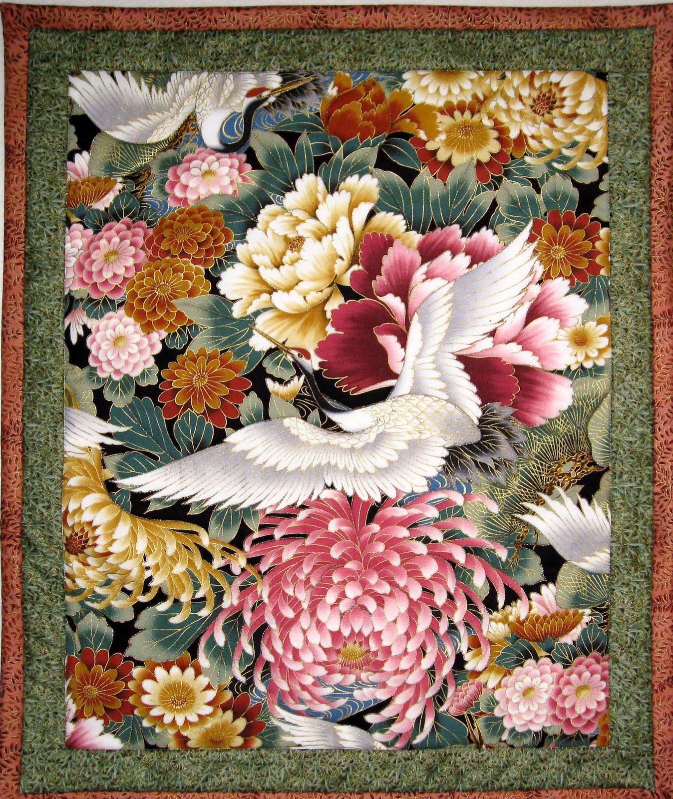 Asian Art Flowers 49