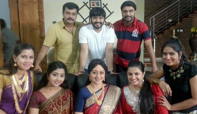 Actors and Actresses of Balamani Serial on Mazhavil Manorama