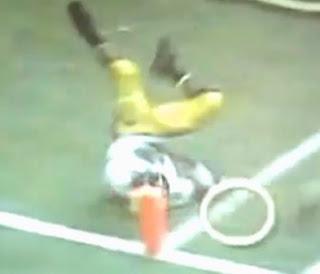 touchdown gagal football amerika