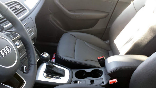 Novo Audi Q3 1.4 2016