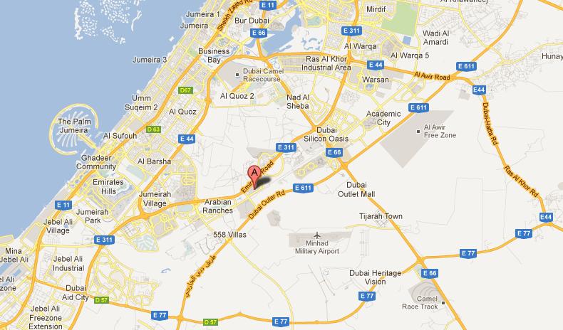 Shop till you Drop Global Village Dubai – Dubai Global Map