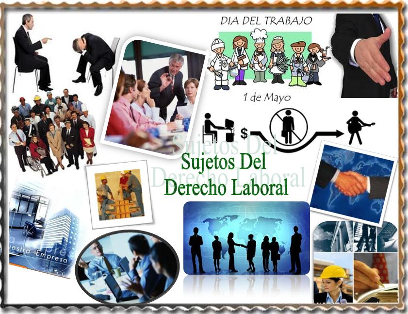 legislacion sobre trabajo:
