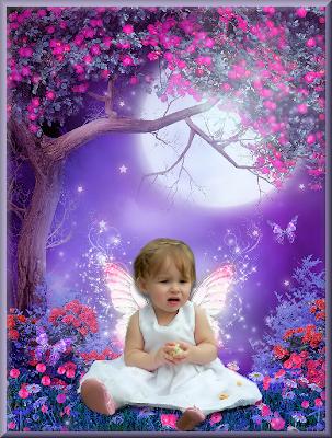 Destiny Fairy Digital Art