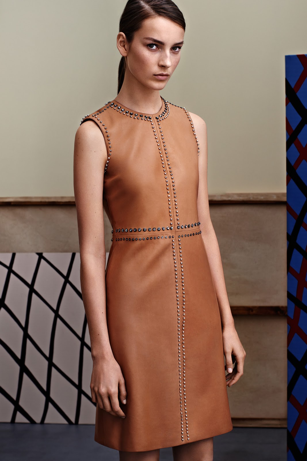 via fashioned by love | Gucci Pre-Fall 2015 | camel trends | 2015