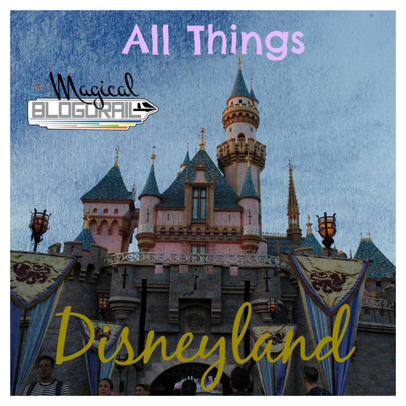 all things Disneyland
