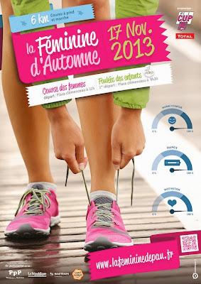 Féminine 2013 de Pau