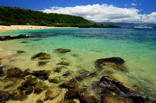 Hermoso paisaje en la playa - Amazing beach landscape