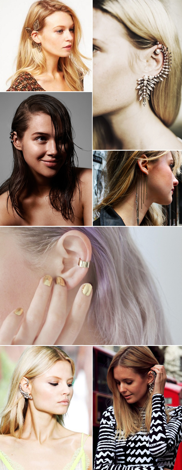 Pretty Ear Cuffs