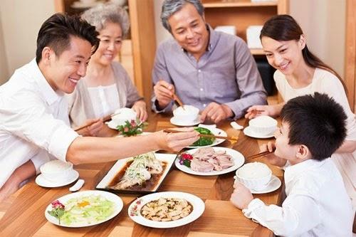 món ngon cuối tuần cho gia đình hạnh phúc