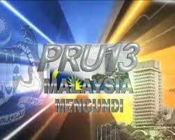 Tarikh 5 Mei 2013, tarikh pilihanraya, tarikh undi, penamaan calon