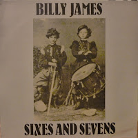 Billy James - Sixes and Sevens (1988, Twilight)