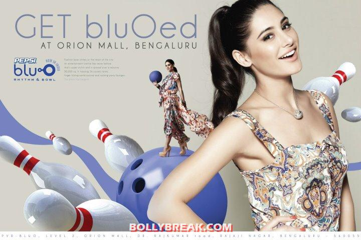 , Nargis Fakhri Blu O Bengaluru Wallpapers