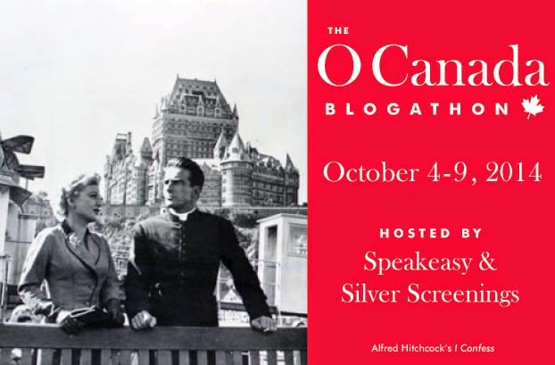 O Boy! It's The O Canada Blogathon!