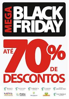 Mega Black Friday mobiliza Shoppings da Zona Oeste