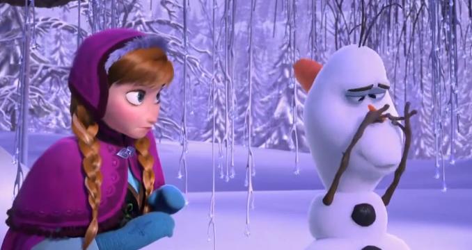 Arte y Animación: Frozen
