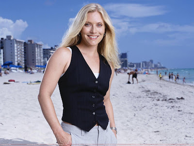 Emily Procter Desktop Wallpaper