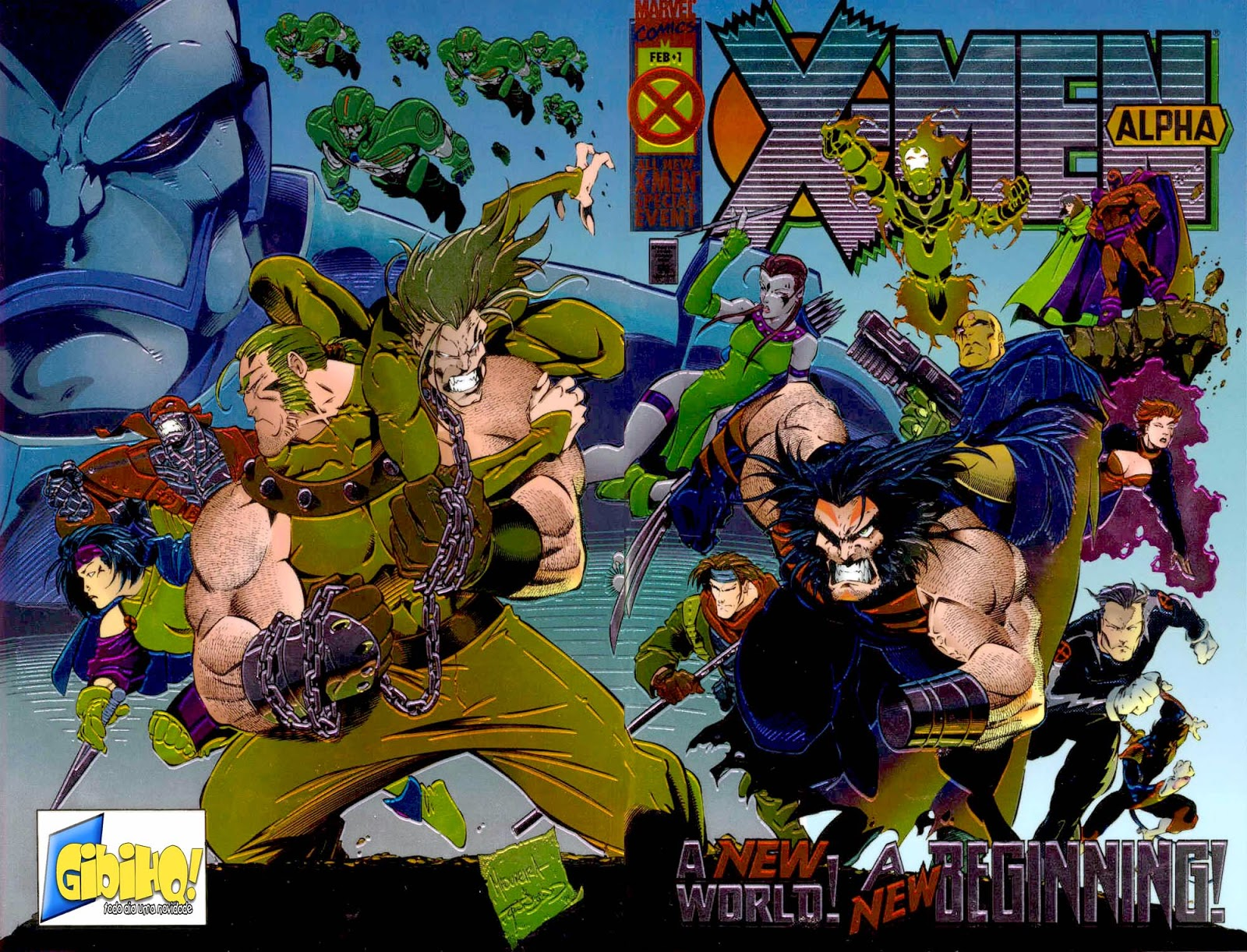 X-Men - A Era do Apocalipse #11
