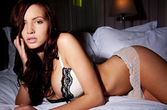 Sexy Model Sabine Jemeljanova