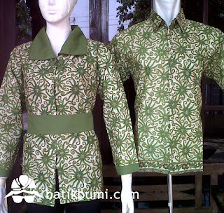 sarimbit blouse batik solo