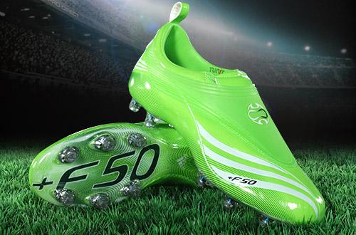 adidas f50 verdes