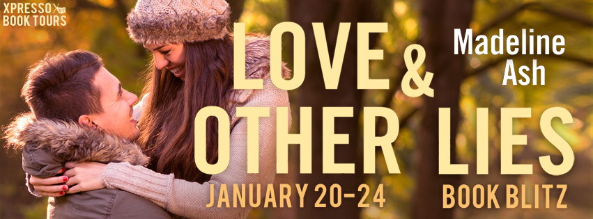 Book Blitz: Love & Other Lies by Madeline Ash
