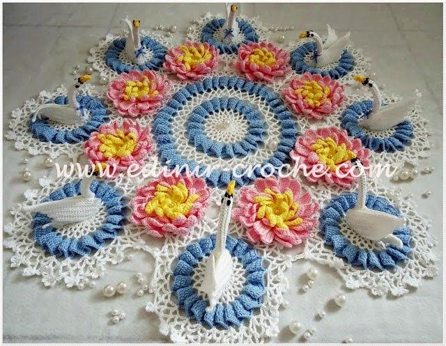 dvd 14 volumes coleção edinir-croche em aprender croche com frete gratis na loja curso de croche
