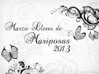 Desafio Mariposas.Marzo 2013