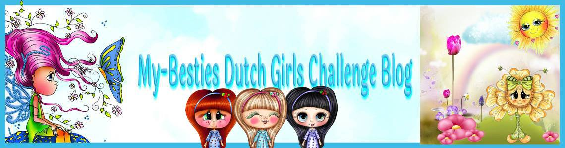 My Besties Dutch Girls Designs