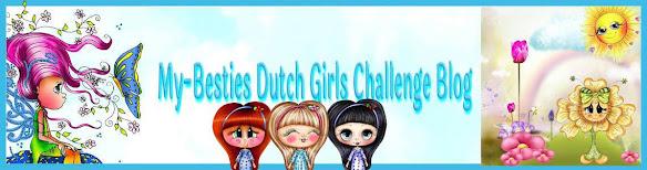 My Besties Dutch Girls Designs