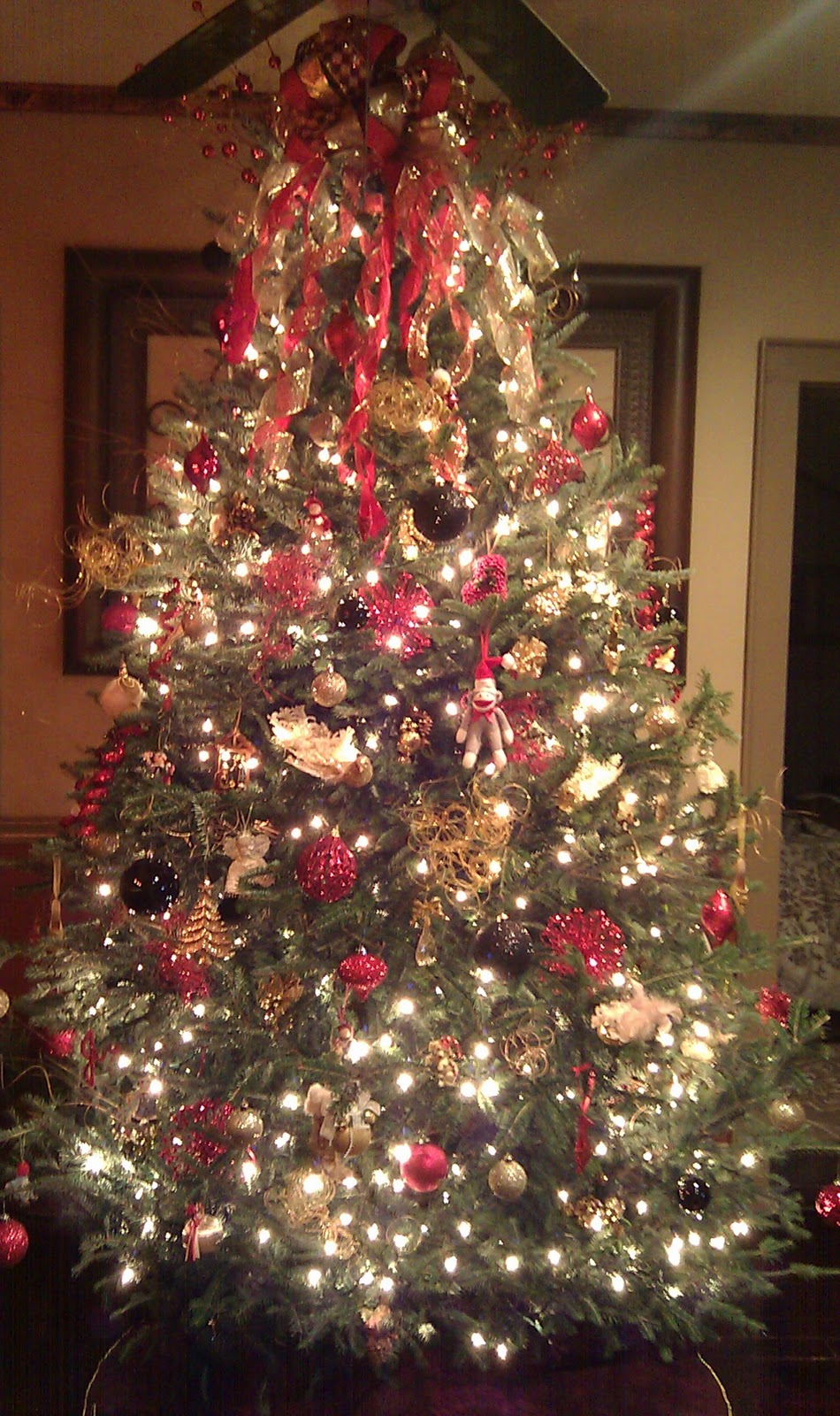 Christmas Tree Producers Part - 27: Photos Provided By The National Christmas Tree Association. The Pictured  Trees Were Decorated By The North Carolina Christmas Tree Association, ...