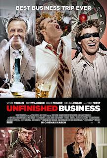 Watch Unfinished Business (2015) movie free online