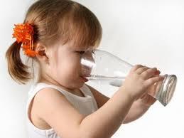 ดื่มน้ำลดหน้ามัน
