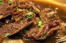 resep masakan indonesia sop konro Makassar spesial praktis, mudah, sedap, gurih, nikmat