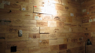 Wall at Fine Wine Reserve