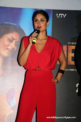 Kareena Kapoor looks real hot at Heroine Movie Trailer launch