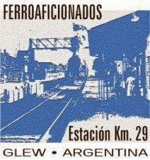Ferroaficionados estación Km 29 (Glew)