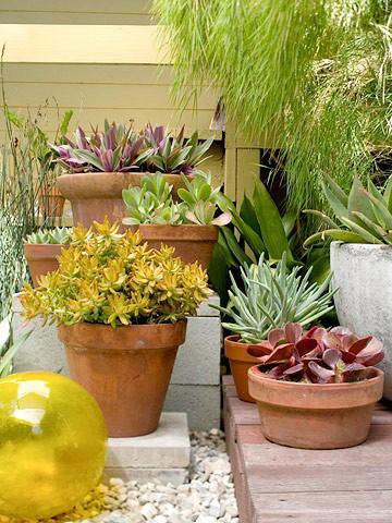 8 modi per fare sembrare un piccolo giardino più grande ~ home ... - Piccolo Giardino Consigli