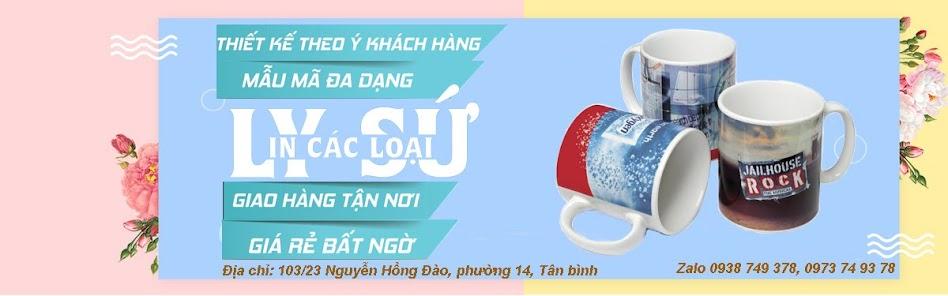 in ảnh lên cốc, in hình lên ly đẹp tại công ty in quà tặng Tín Phát Lộc