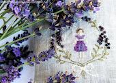 FREE - Lavender Girl