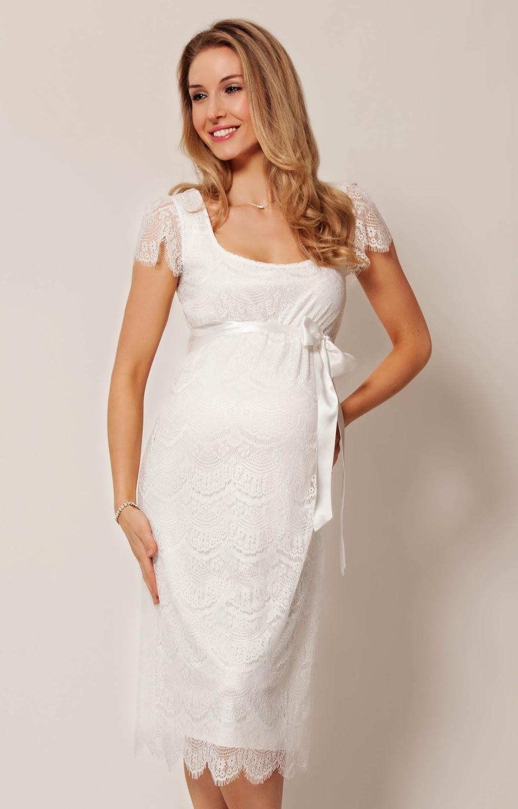 wedding dresses cold climates: Wedding Dresses for Pregnant Women