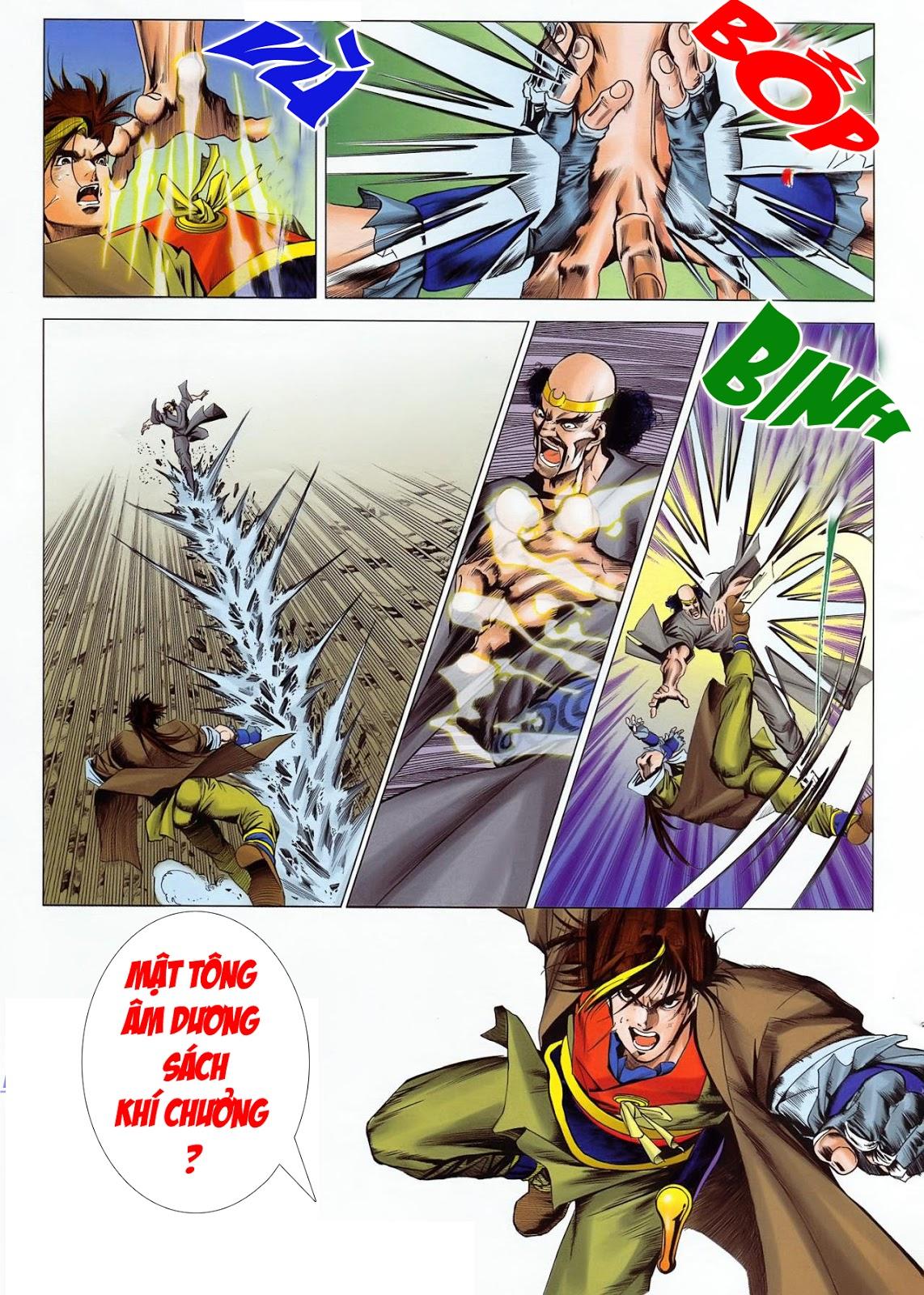 Lục Đạo Thiên Thư chap 36 - Trang 7